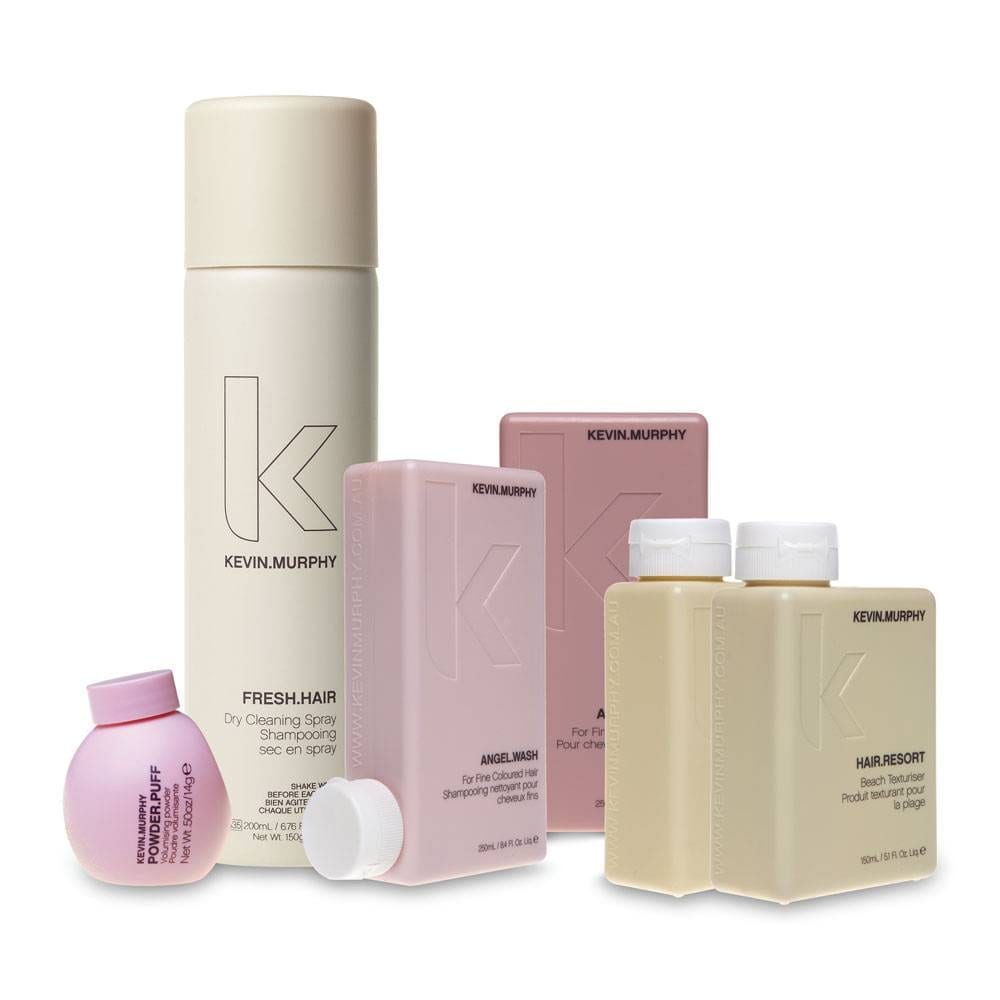 Kevin Murphy Packaging