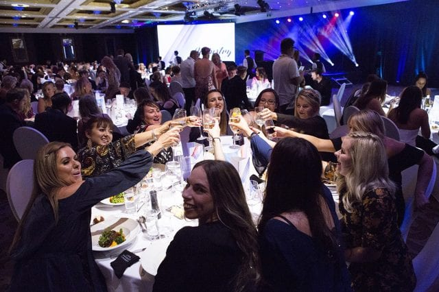 Finalists Industry Awards Announced