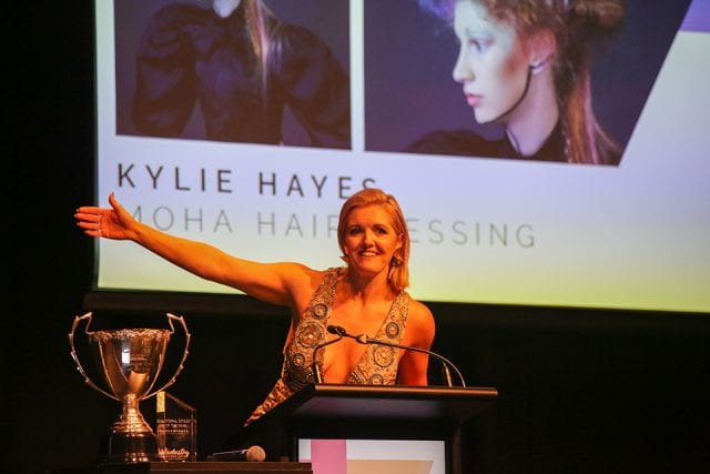 Kylie Hayes Industry Awards 2019