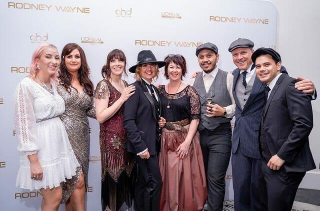 rodney Wayne Nationalk Awards 2019