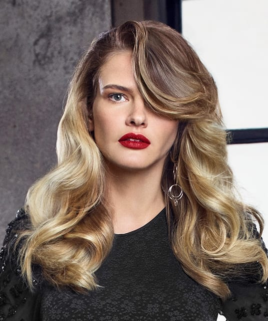 tips for a Perfect At Home salon Blow dry ghd helios