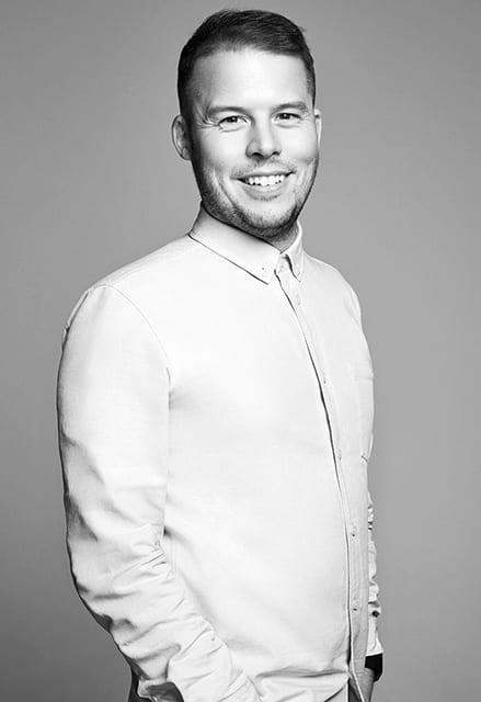 Robert Eaton British Hairdresser of the year