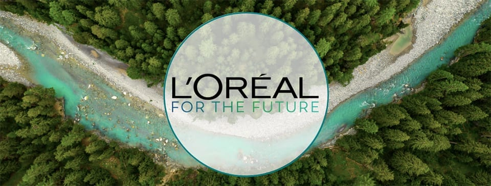 L'Oréal's new sustainability program: L'Oréal for the future