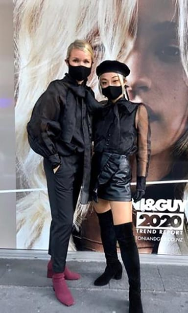 How Global company Toni&Guy dealt with the pandemic