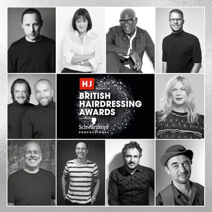 2021 British Hairdresser of Year Nominees!