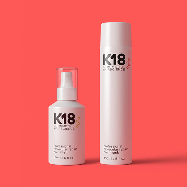 K18 Peptide Rebuilds Keratin in 4 Minutes!